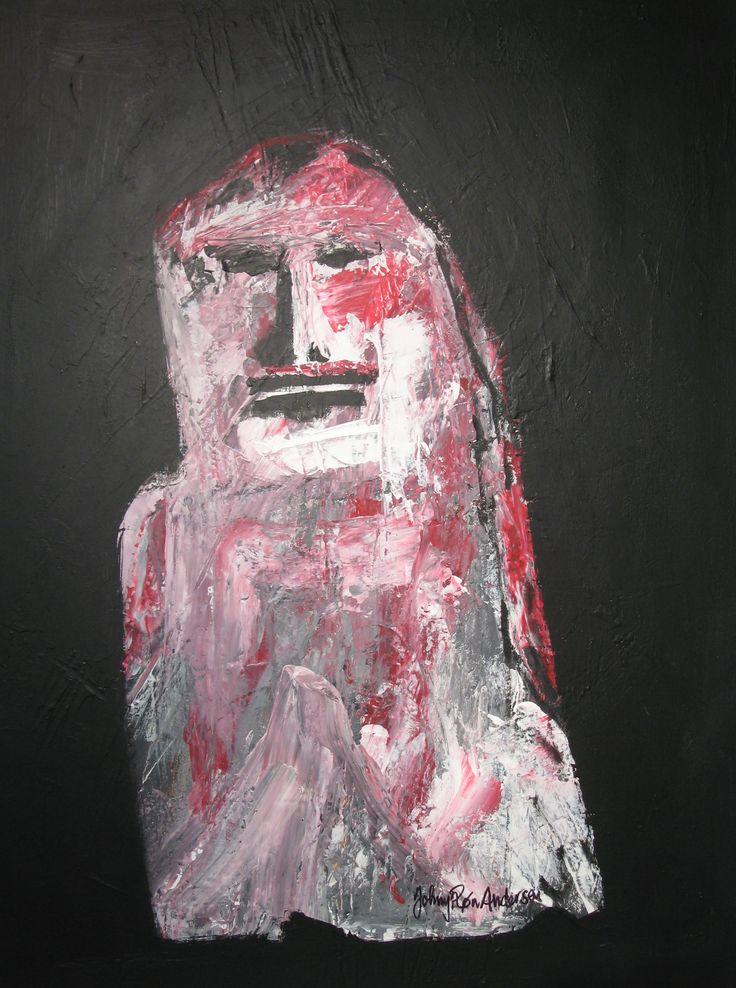 Maleri mammonas 60x80 cm