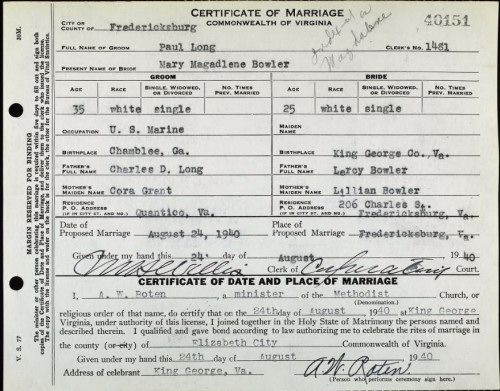 How To Find Marriage Records 6 Steps With Pictures: 136 Best Bowler Family (Grandma) Images On Pinterest