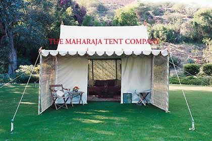 INDIAN TENTS by The Maharaja Tent Company - Is it so wrong to want one of these?