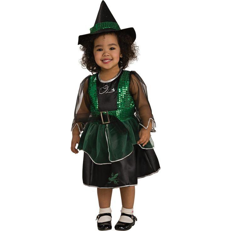 Wiz Of Oz Wicked Witch Toddler