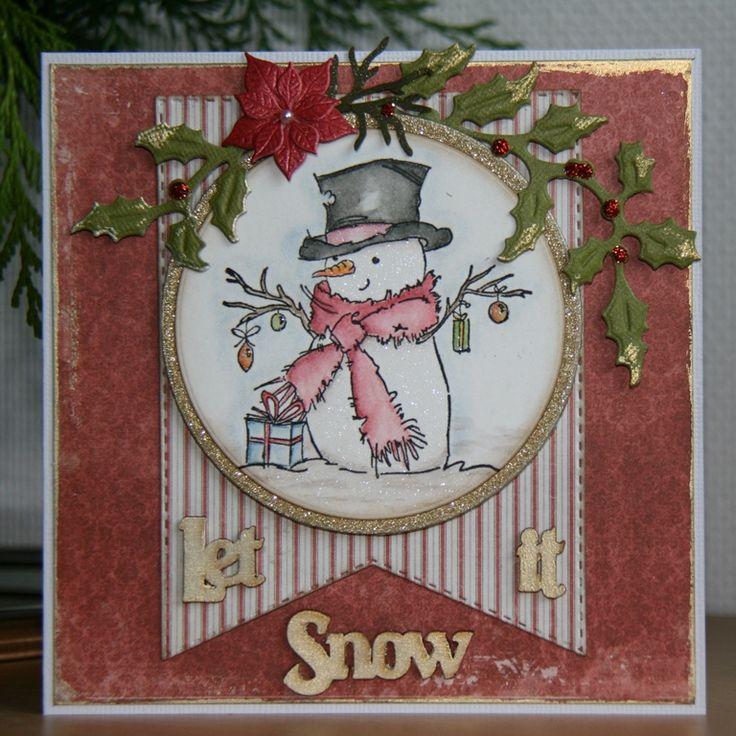 Et lille julekort