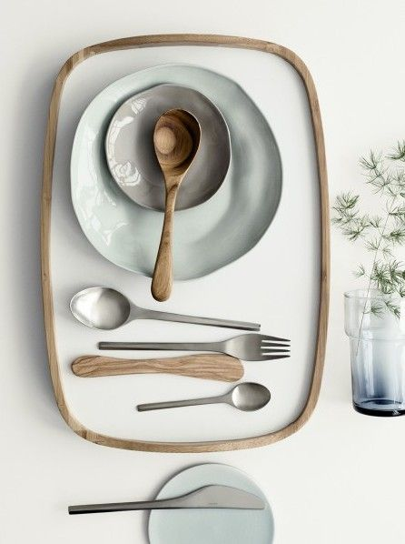 Bloomingville tableware