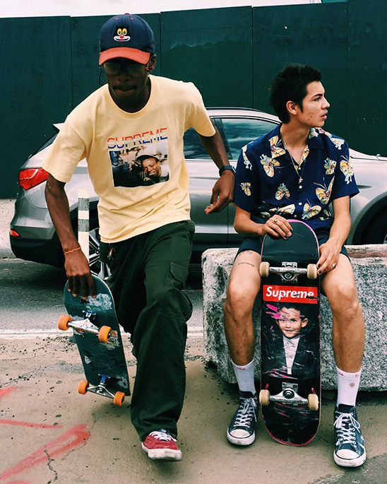 "Supreme x Barrington Levy & Jah Life – ""Primavera/Verão"" 2016 | The Hype BR"
