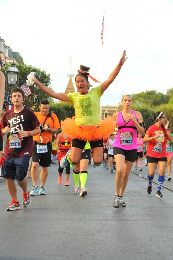 The Runner's Guide to Running Disney World