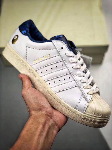 3d160fc5f25b Adidas Superstar BAPE UNDEFEATED 80v B34292