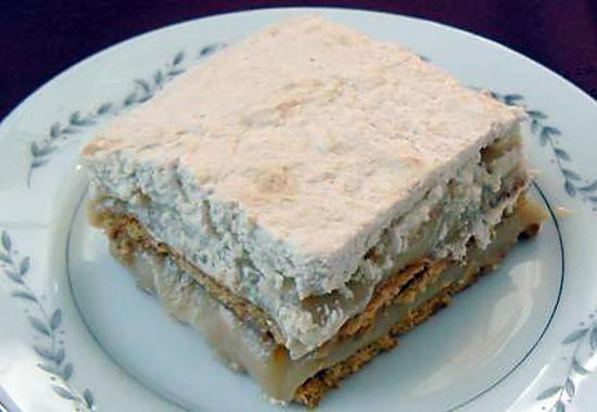 La meilleure recette de Délice à l'érable! L'essayer, c'est l'adopter! 4.7/5 (6 votes), 8 Commentaires. Ingrédients: Un dessert crèmeux et savoureux et il est préférable de faire ce dessert la veille.,,  1 3/4 tasse de sirop d'érable, 1 1/4 tasse de lait, 1/2 tasse de farine, 2 oeufs, 3 c. à table de beurre, 1/2 c. à thé de sel, 1 tasse de crème à fouetter, fouettée, Environs 18 biscuits Graham,