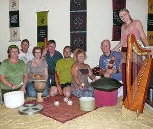 Maia and Pratika also run Music Workshops - http://www.thealchemyofsound.com.au/sound-events/