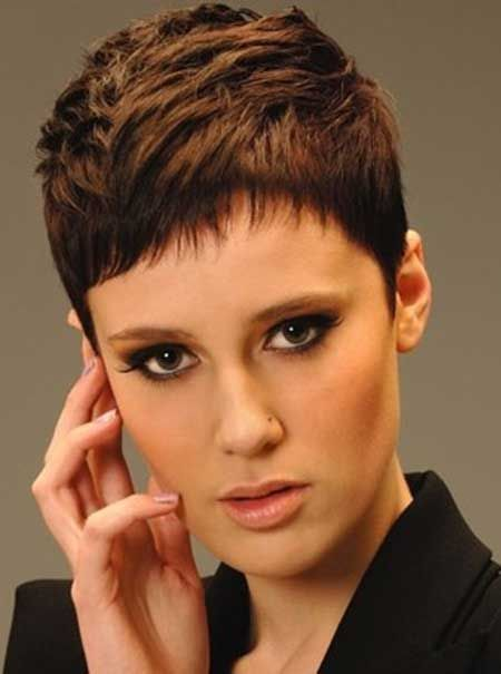 2013 Short Trendy Hairstyles | http://www.short-haircut.com/2013-short-trendy-hairstyles-hernan-gitti.html