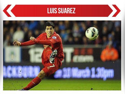 Vídeo que se burla del futbolista Luis Suarez