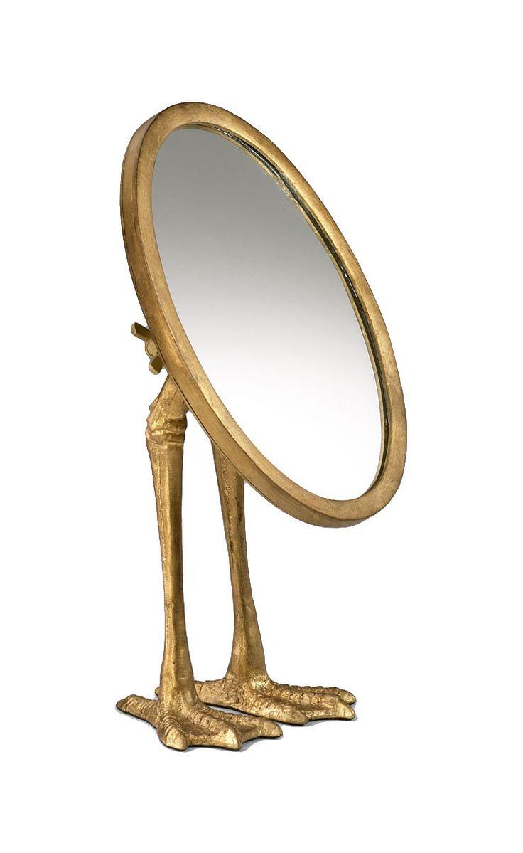 Duck Leg Mirror Design By Cyan Design