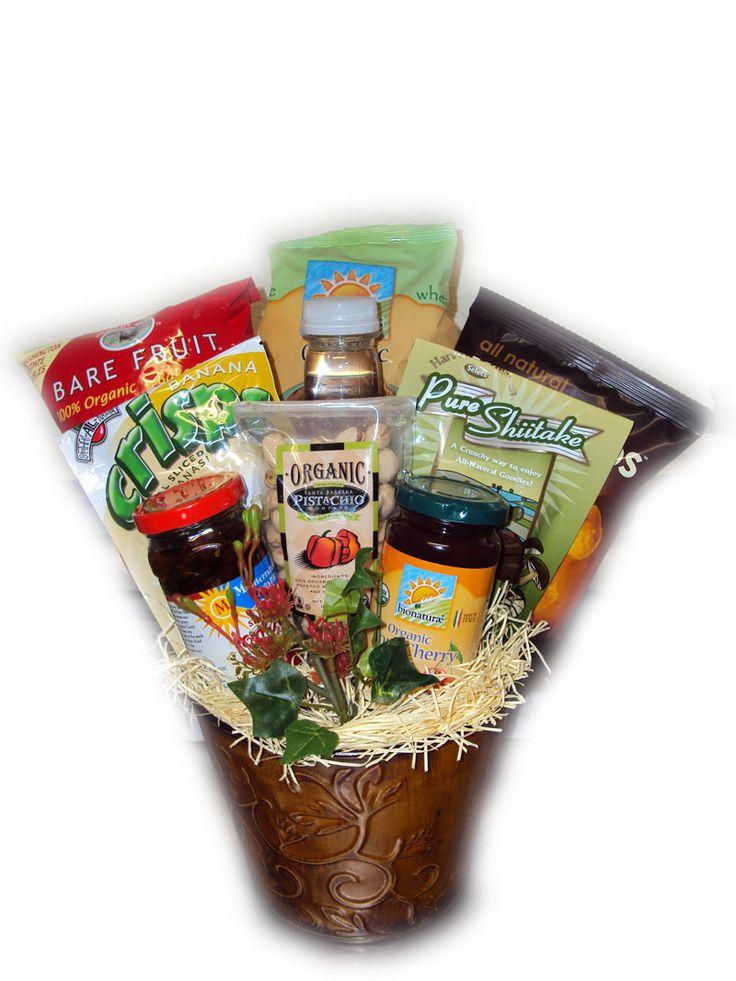 13 best health food gift basket images on pinterest food gifts no sugar added healthy gift basket for diabetics negle Images