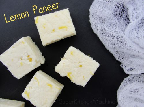 How to make Paneer recipe for Thermomix