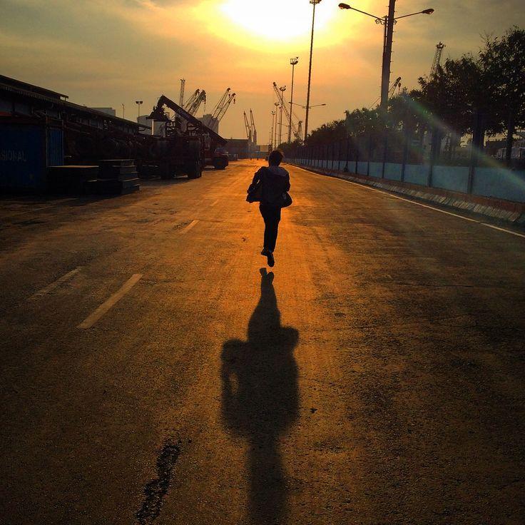 Surabaya in Jawa Timur #ahmednashr #instagram #vsco #sunset