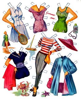 (⑅ ॣ•͈ᴗ•͈ ॣ)♡ ✄Grace Kelly paper dolls