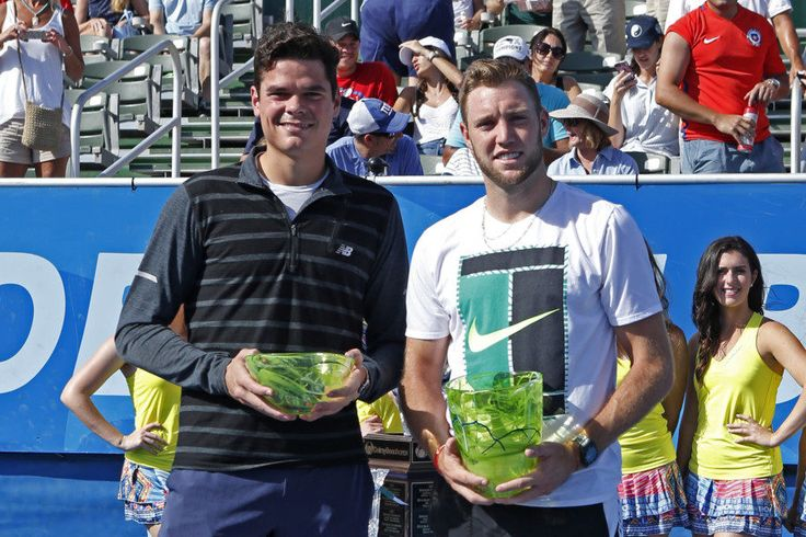 Sock wins Delray after Raonic injury, Murray recovered from shingles = Four notable tournaments took place this week, plus some important off-court news. This week's headlines…..