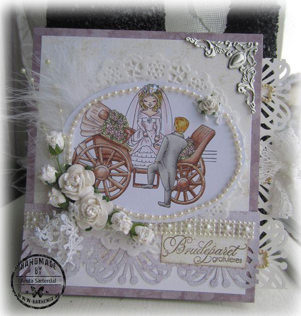 Bryllaupskort
