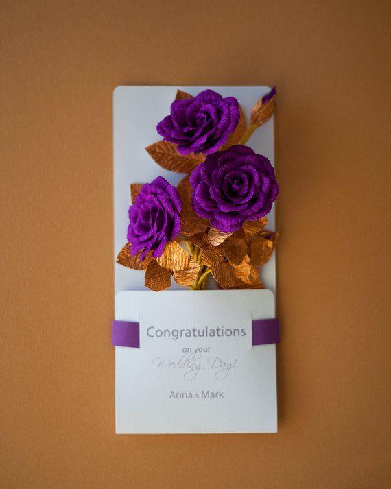 Personalised Wedding Money Envelope Card Wedding Etsy In 2020 Wedding Cards Handmade Wedding Congratulations Card Wedding Cards