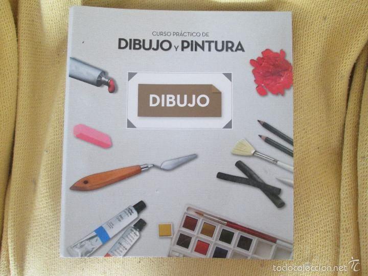 CURSO PRACTICO DE DIBUJO Y PINTURA
