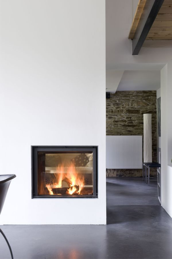 67 best Wood Stove Design images on Pinterest   Wood burning stoves ...