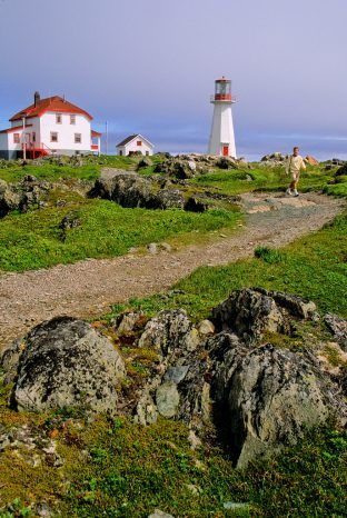 Have you ever wanted to stay overnight in a lighthouse? Of course you have. If you haven't, you do now. Think about it: A deserted island, icebergs and whales passing by, and staying in a beautiful historic structure. Yeah, that's good. Quirpon Lighthouse Inn in northern Newfoundland allows you to do just that. The lighthouse was […]