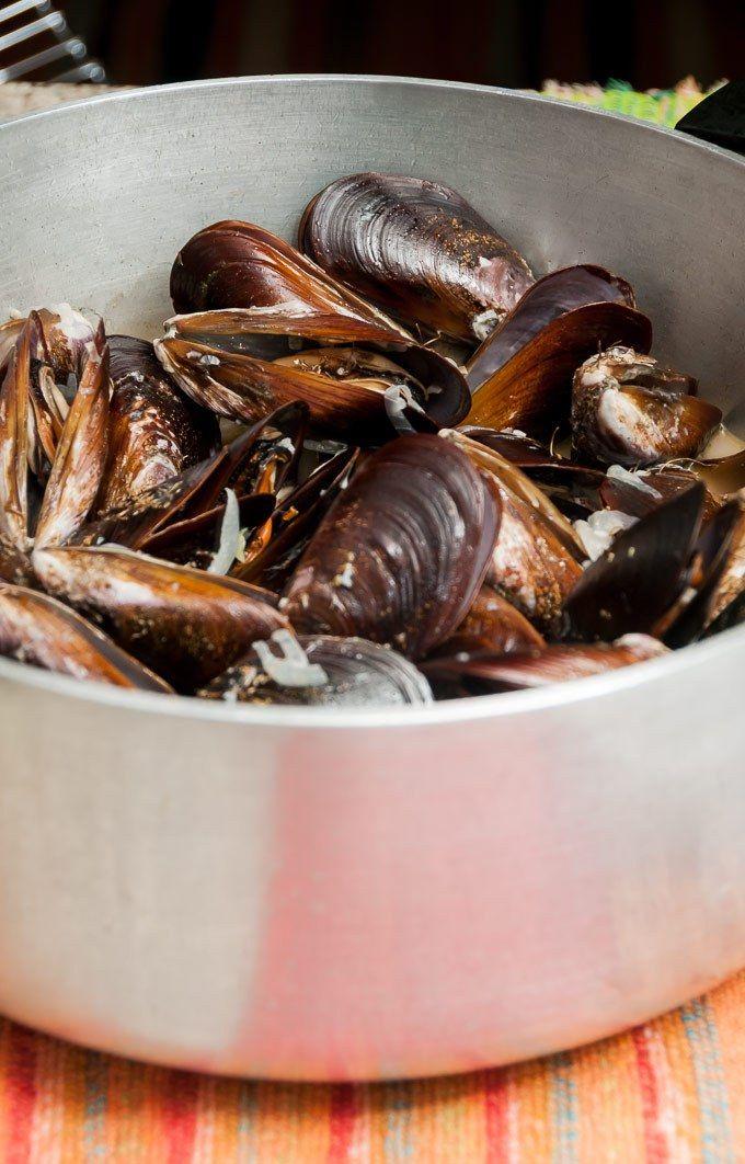 Receita de Mexilhão à provençal | Cozinha do João