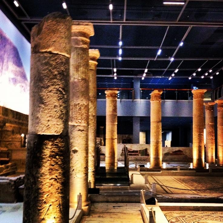 Zeugma Museum Gaziantep/TURKEY