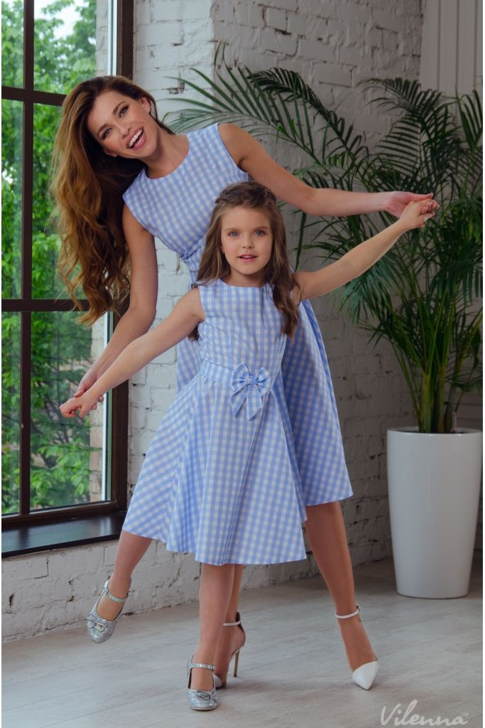 """""""Mommy and I have lots of fun, even when we are posing for a picture."""""""