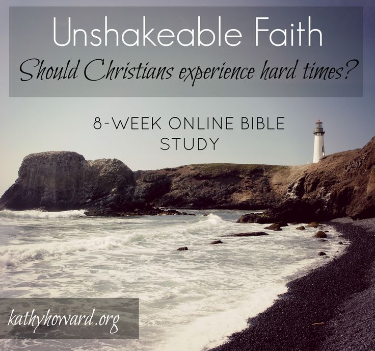 Experiencing god bible study online