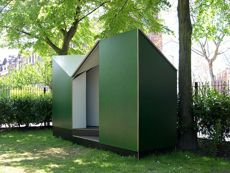 Easehouse Pop Up Toilet - lagado architects