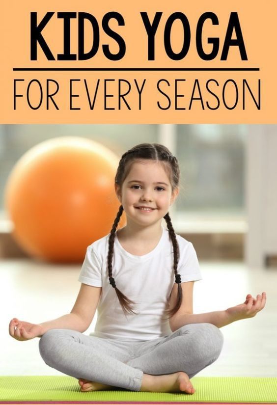 Simple and Easy Yoga Poses For Kids During Every Season – Medi Idea