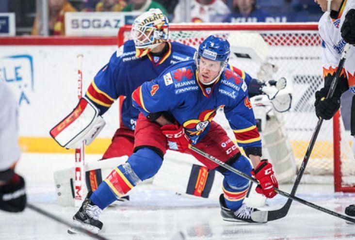 Jokerit Helsinki vs. Dinamo Minsk Live Ice Hockey Stream - Kontinental Hockey League