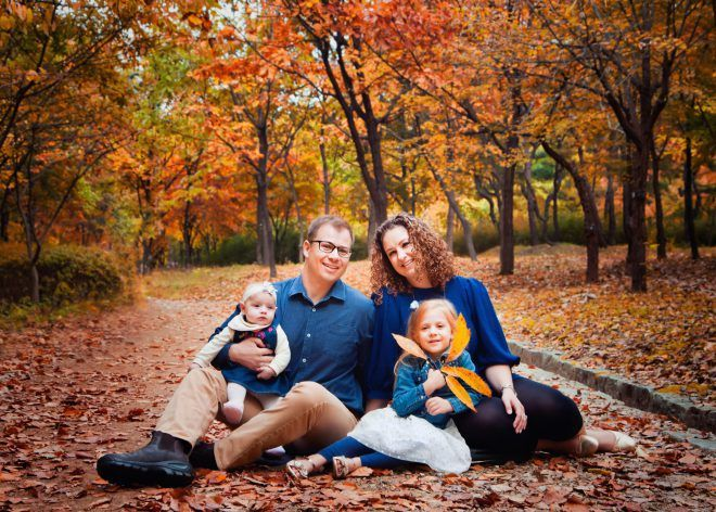 Family Photography Session: The Roos Family