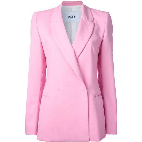 1000  ideas about Pink Blazers on Pinterest | Pink jacket, Blush ...
