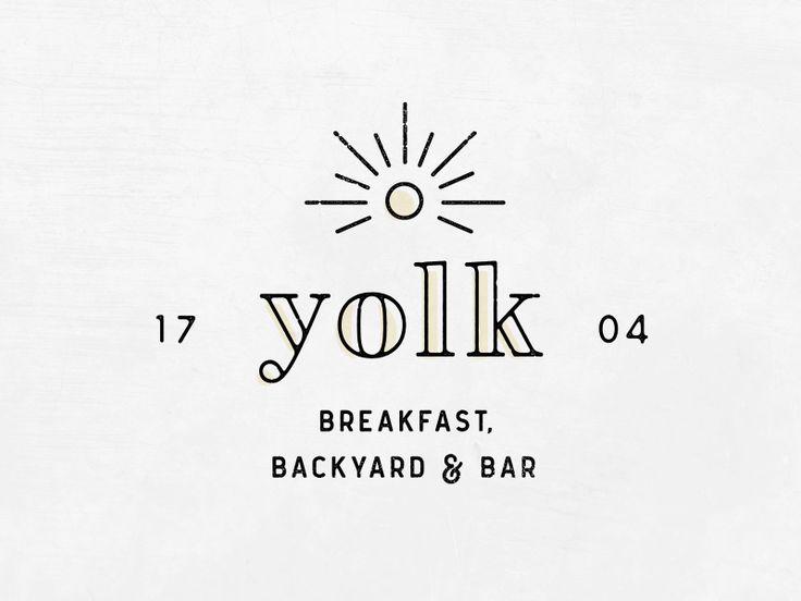 Yolk Logo - Upcoming Restaurant in Oklahoma City