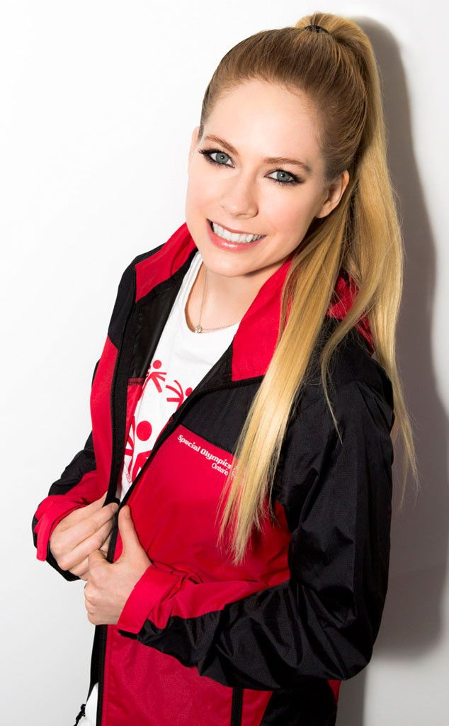 Avril Lavigne Opens Up About Battling Lyme Disease, Releases New Song ''Fly'' to Support Special Olympics  Avril Lavigne, Special Olympics