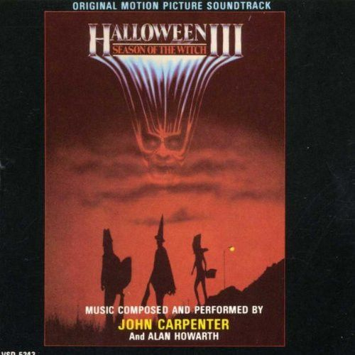 Halloween III - Season Of The Witch on Limited Edition Colored LP (Awaiting Repress)