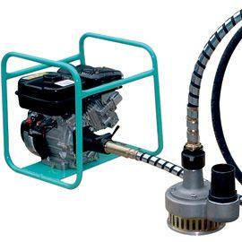 Location de pompe à eau sur materiel-btp.fr
