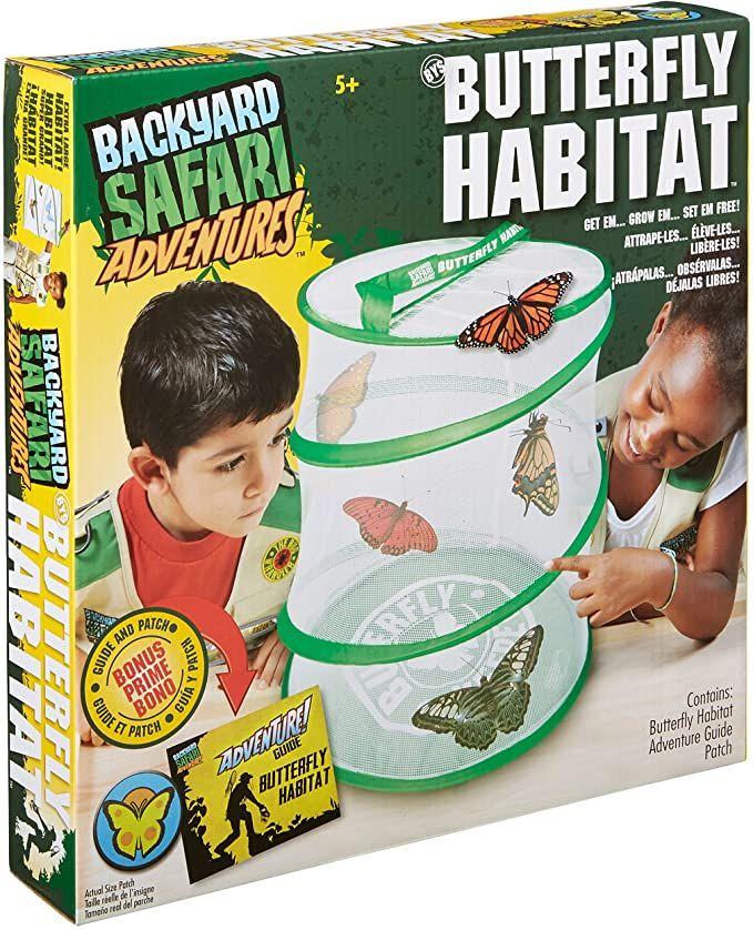 Amazon.com: Backyard Safari Butterfly Habitat Kids Outdoor ...