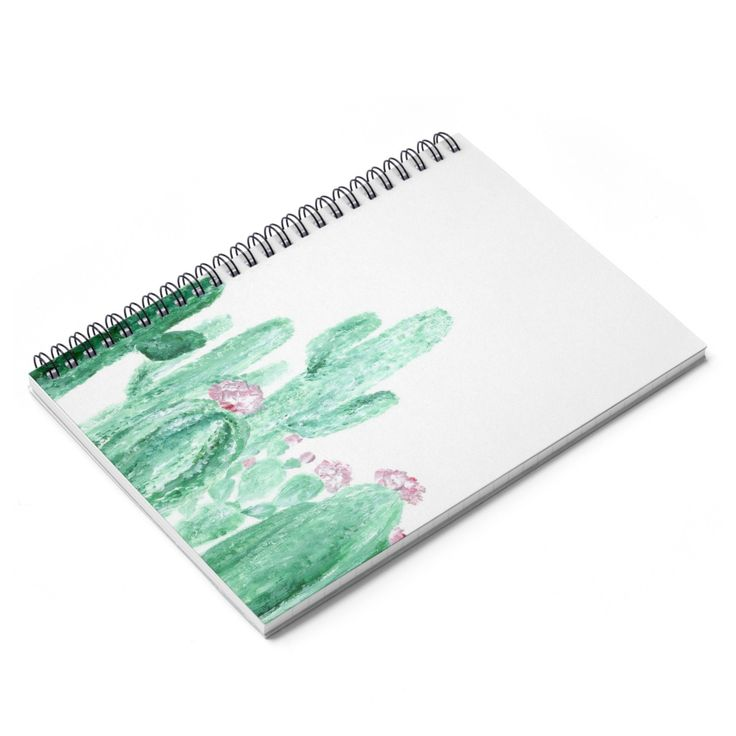 120 page spiral notebook with printed cover. The cover is 350gsm with paper stock of 90gsm. Available with ruled line paper. Document pocket on the inside back cover for added storage. Dimensions: 6.1
