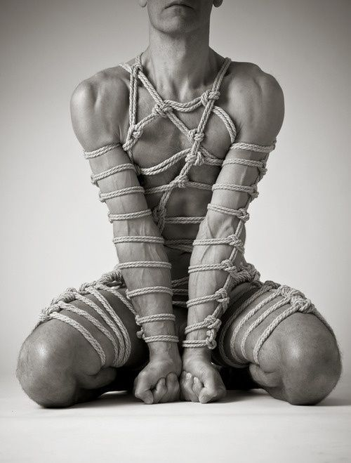 Male Shibari | Male Shibari | ManCandy Bound