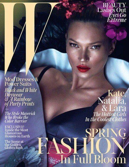 Carrière: La mode et Playboy rendent hommage à Kate Moss - People - lematin.ch