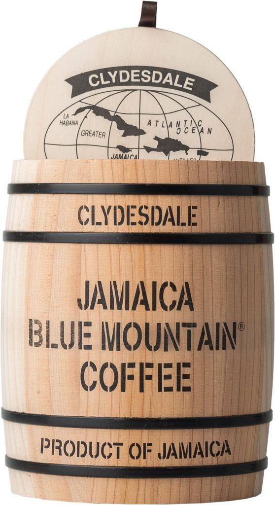 #KÁVA JAMAICA BLUE MOUNTAIN