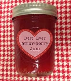 Earthworms and Marmalade: The Best Ever Strawberry Jam
