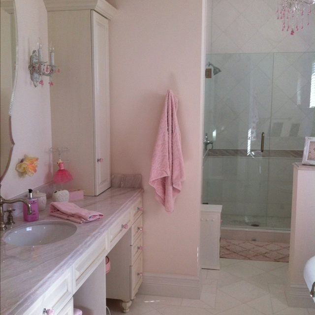 Perfect Little Girls Bathroom. Part 48