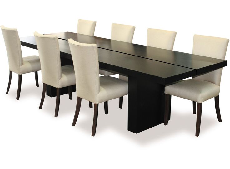 A modern day classic from BOS Design, Danske Mobler's Zen dining suite is equally suitable in the boardroom or the dining room. Blocked legs allow for ample leg space while a sculpted gap down the middle of the table gives it a stylistic touch. Expertly made in our Mt Eden factory, the Zen dining suite is a fantastic option for those wishing for the wow factor. - See more at: http://danskemobler.co.nz/product/82-Zen-Dining-Suite#sthash.RlWdhtdz.dpuf