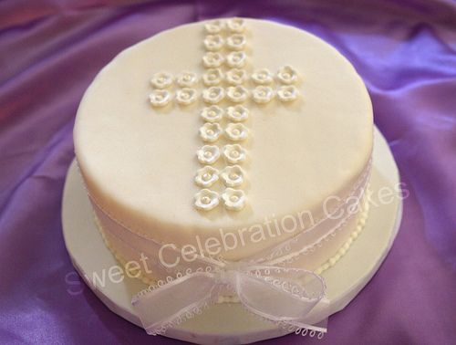 First Holy Communion cake by marianunez195353, via Flickr