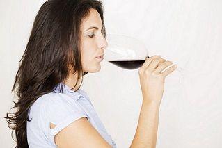 El vino engorda?