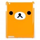 Rilakkuma iPad case brown