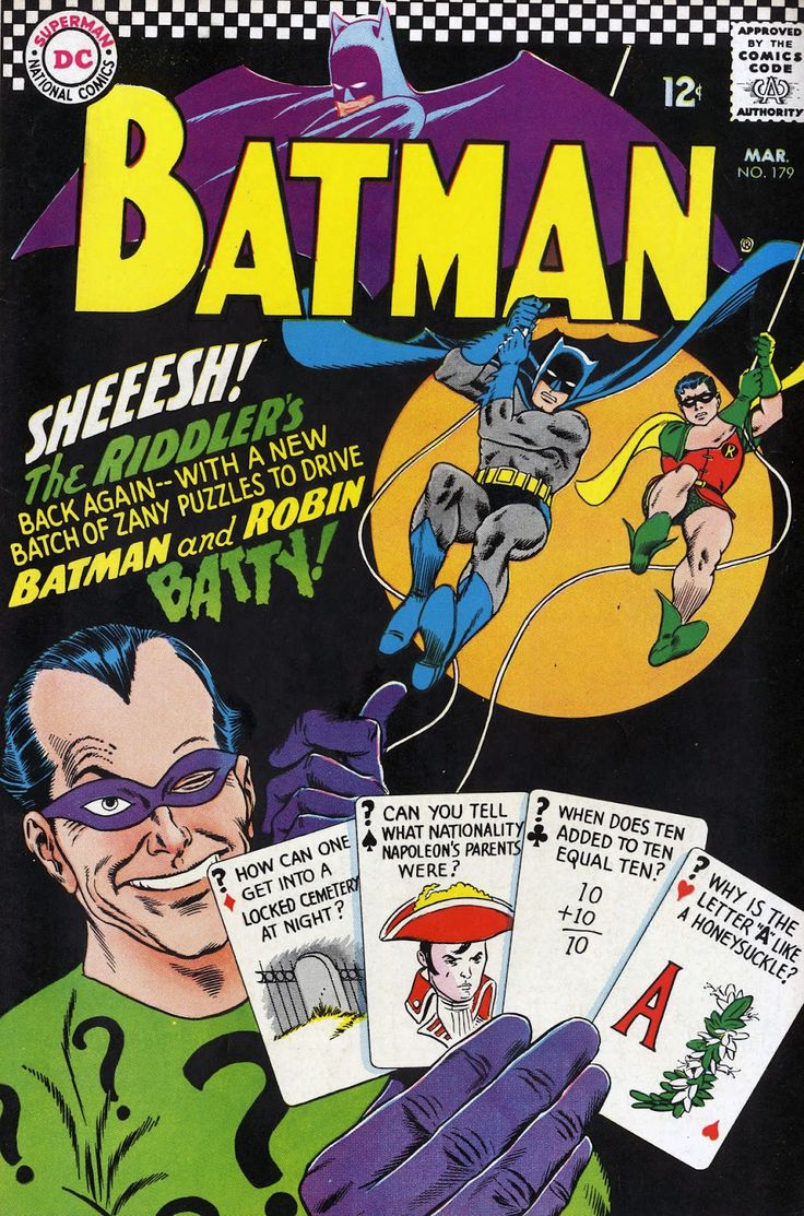 Batman 66 Comic | 1966 My Favorite Year: Batman Comics and Me in '66