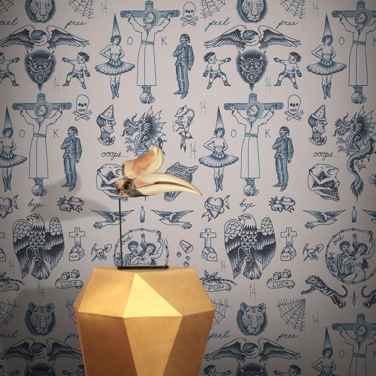 Tattoo Flash Wallpaper By Feathr: 1000+ Ideas About Finnish Tattoo On Pinterest